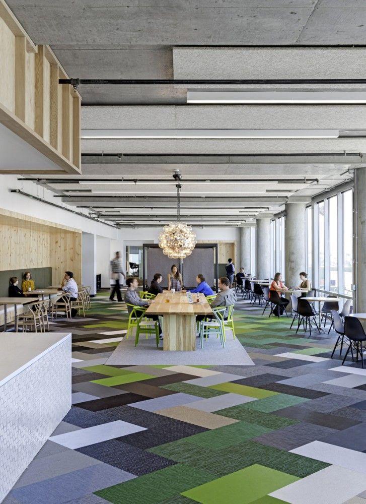 carpet flooring design gallery of cisco offices / studio o+a - 23 XSSTLVE
