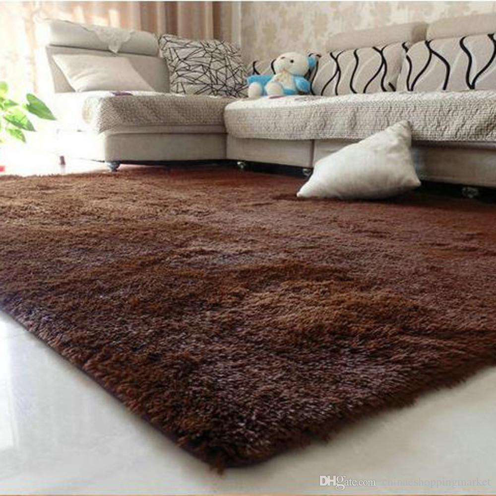 carpet models 80x120cm explosion models silky carpet mats sofa bedroom living room anti  slip UUVABRK
