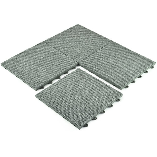 carpet tiles raised squares snap together 4 tiles. KJLCCKR