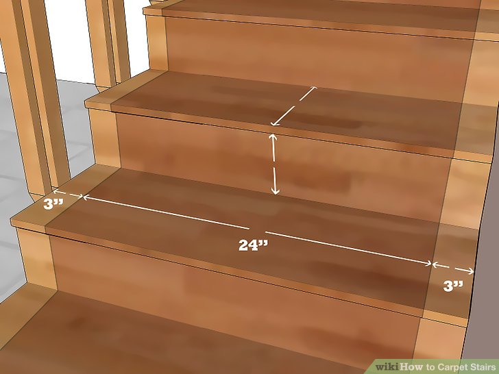 Carpeting stairs image titled carpet stairs step 1 ZWMVLEU