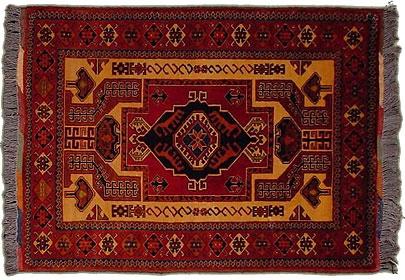 central asian rugs CGPZZQX