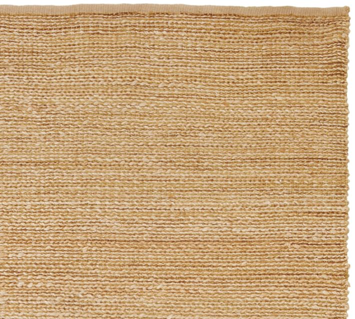 chenille rug heather chenille jute rug - natural | pottery barn JMSTSEC
