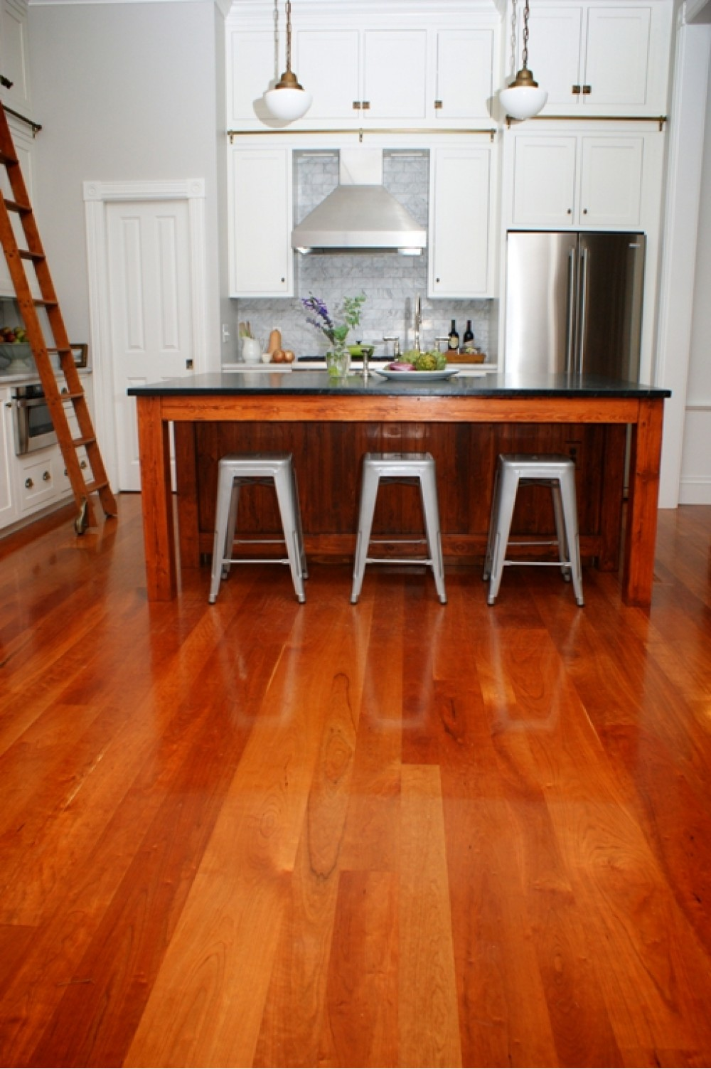 cherry hardwood flooring cherry wide plank wood flooring HONBRIY