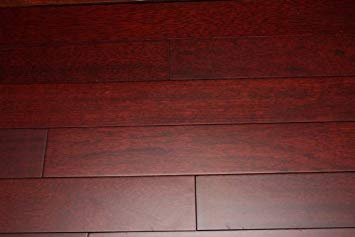 cherry hardwood flooring kingsport brazilian cherry red 3/4 x 4 exotic solid hardwood  flooring nh117 VTIKPMG