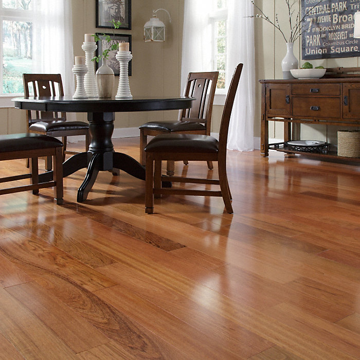 cherry hardwood flooring videos SQZTBPS