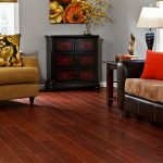 Cherry laminate flooring as an alternative of hardwood flooring