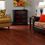 Cherry laminate flooring as an alternative of hardwood flooring
