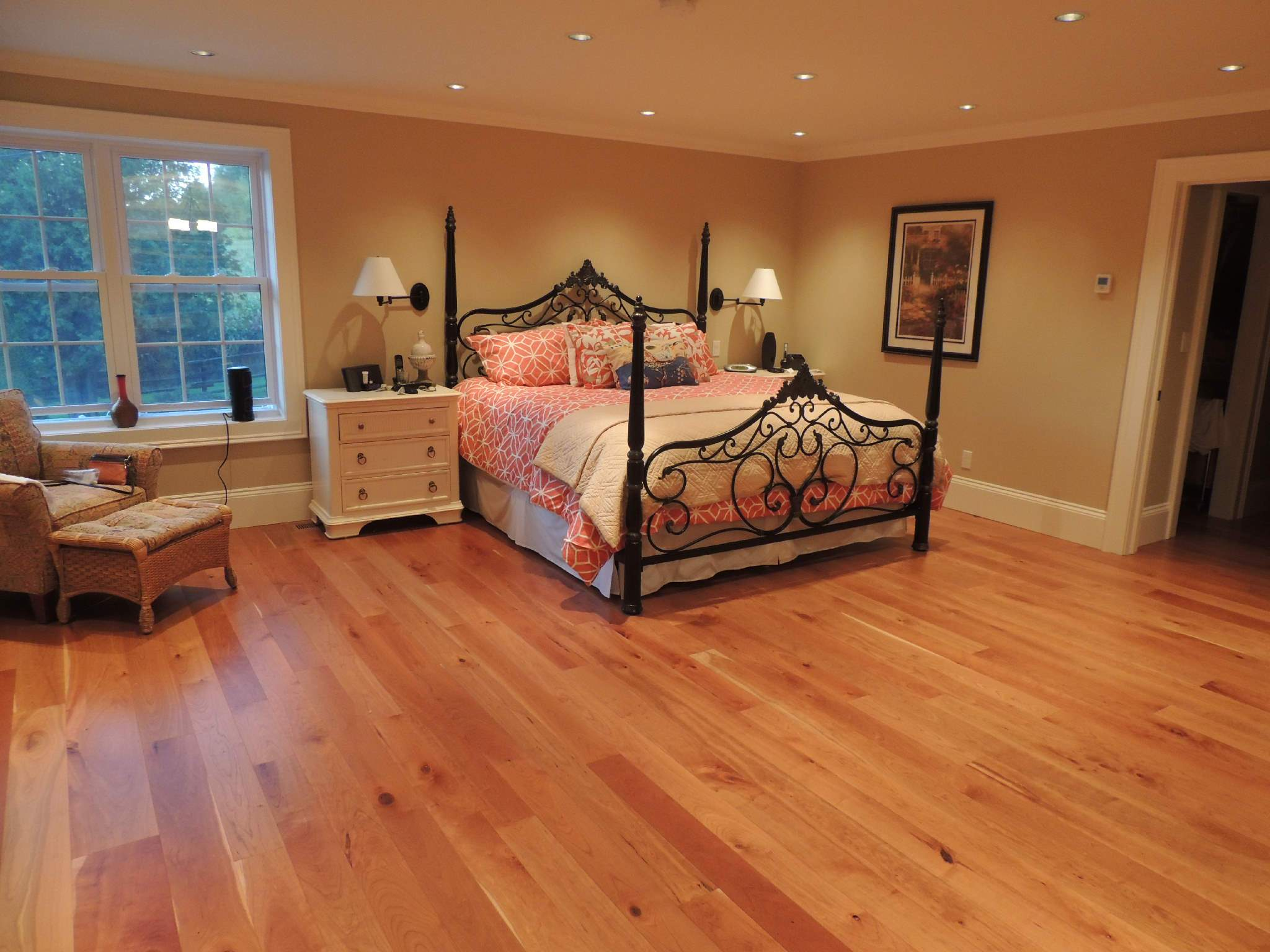 cherry wood flooring BVHZDRN