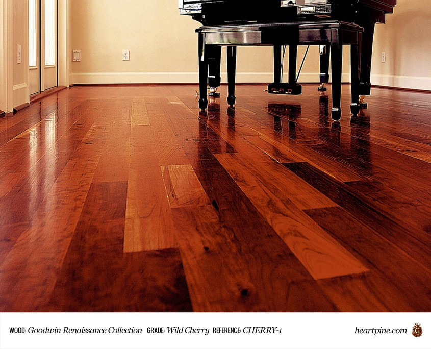 cherry wood flooring goodwin renaissance collection wild cherry ZWOECHL