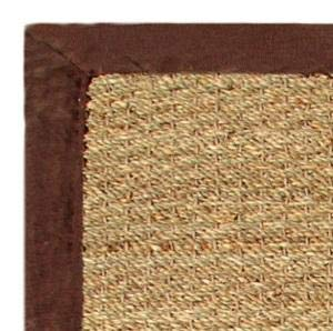 chesapeakeu0027s seagrass rugs come with a 100% cotton binding, allowing you to ACJUMQW