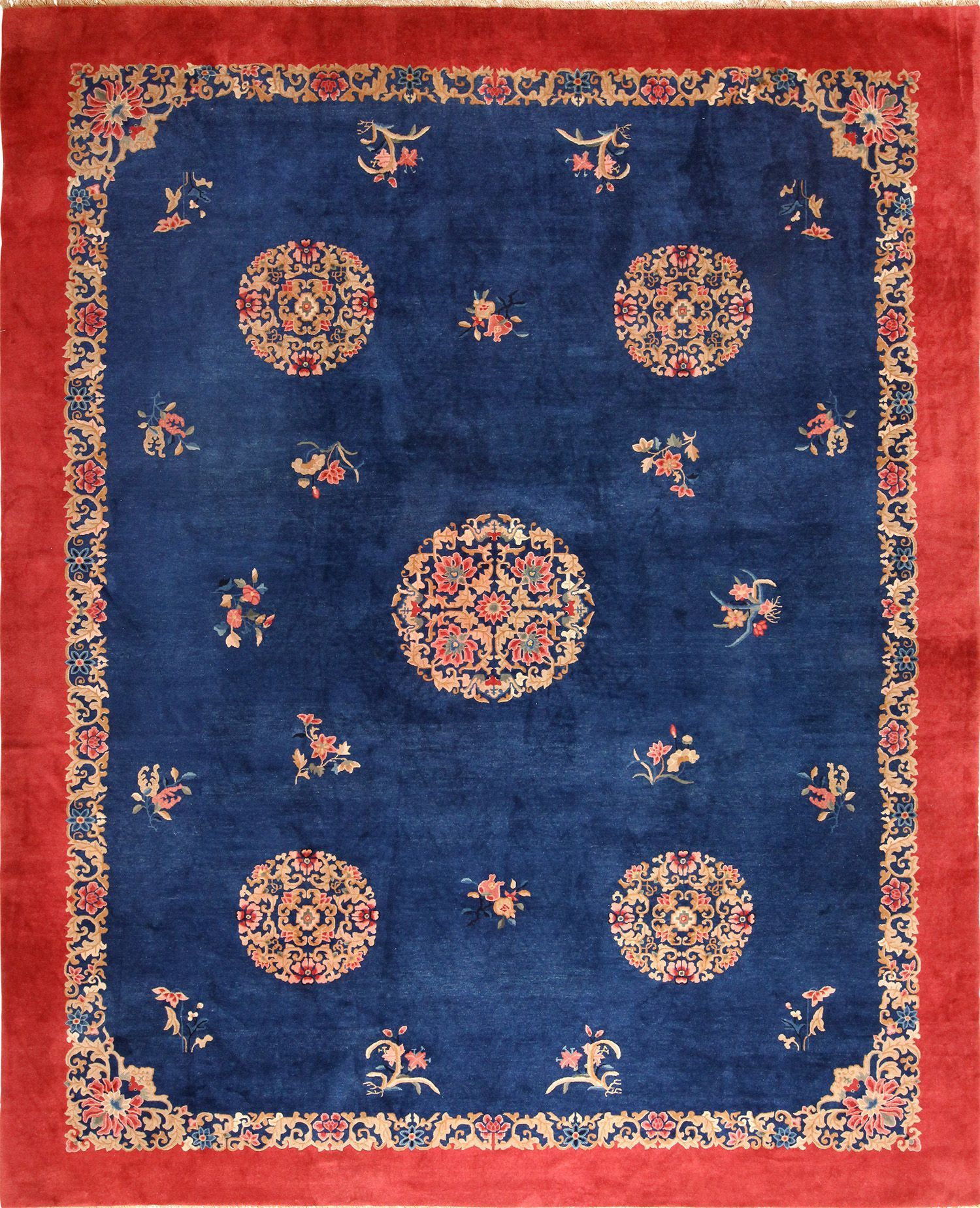 chinese rugs antique blue chinese rug 49243 nazmiyal JHRDPER