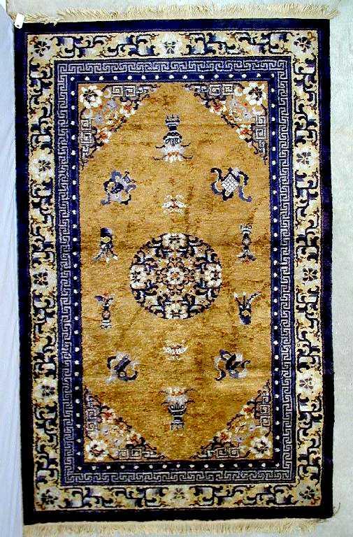 chinese rugs tianjin chinese rug c. 1930 FEYOVXH
