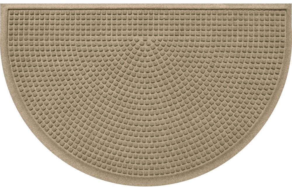 Circle rugs semi circle mat - squares in entryway rugs FTJHFVG