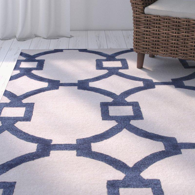 city light gray u0026 navy blue area rug TIZZFLC