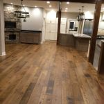 Giving the perfect finish to rooms by cleaning wood floors
