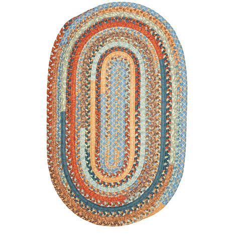 colonial mills olivera 3u0027 x 5u0027 oval rug - vintage blue TKMNCRC