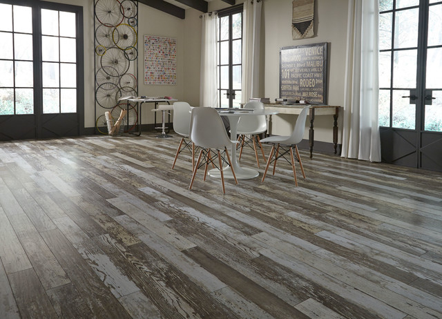 Contemporary laminating flooring kensington manor by dream home - 12mm bull barn oak laminate flooring GKZVBAH