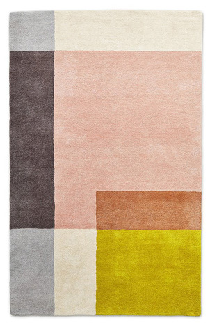 contemporary rug element rug by gus SEDYSTY
