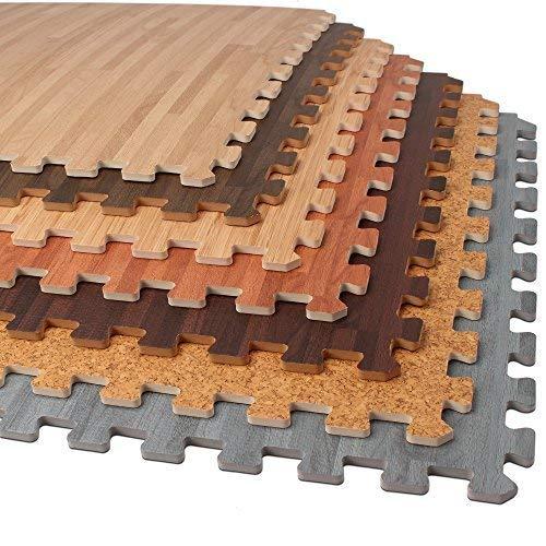 cork floor tiles forest floor 3/8 KZXOMOK