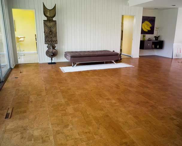 cork floors floating cork clic flooring installation IPPAWIK