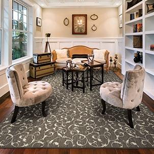 custom area rugs stanton carpets custom bound area rugs EELEVNW