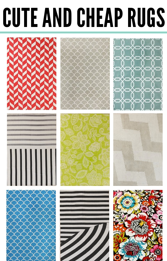 Cute rugs cheap rugs roundup GAZCWOY