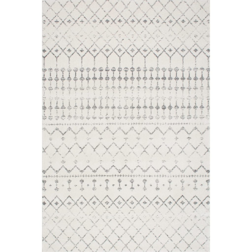 Cute rugs cute rugs moroccan black and white rug GOXGTXL