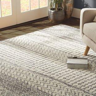danny gray/ivory area rug RRLVWSY