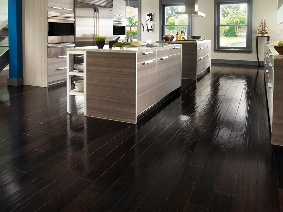 dark wood laminate flooring impressive on laminate wood flooring in kitchen wood laminate flooring in  kitchen FBDYCOP