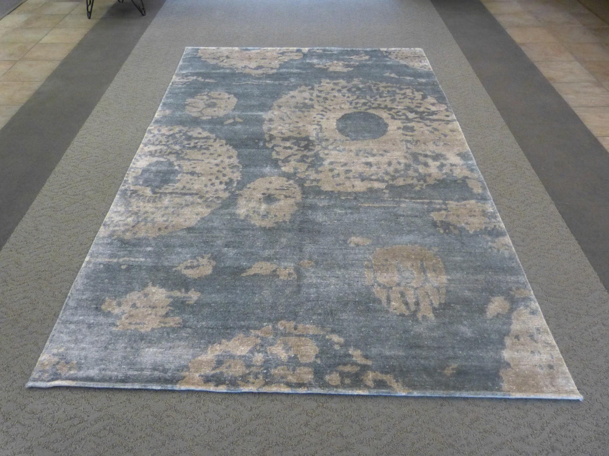 designer area rugs bamboo silk rug OKGAQNU