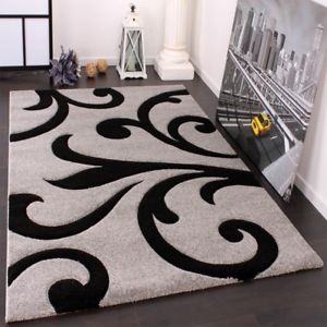 designer carpet image is loading designer-carpet-living-room-area-rug-stylish-extra- UBZGULO