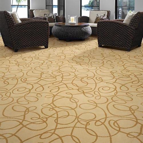 designer carpet printed polyester designer floor carpet XHBPEVN