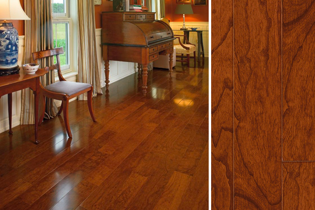 Why cherry wood flooring is a good investment?