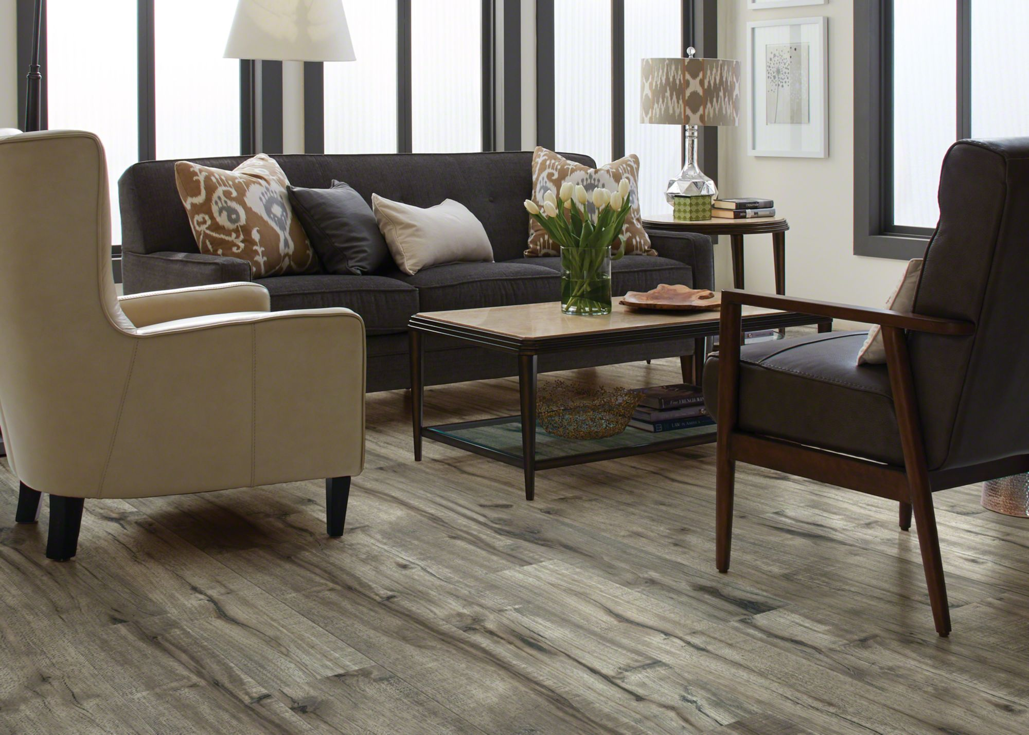Durable Laminate Wood Flooring explore repel laminate. everyday durability AWXMQAB