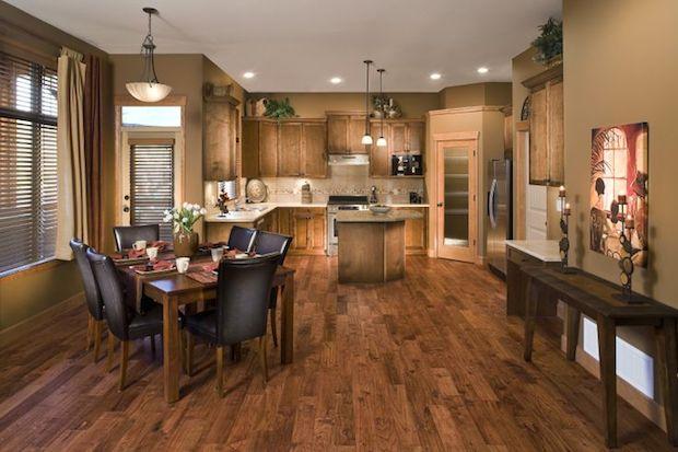 Durable Laminate Wood Flooring solid hardwood floors LYBSZOF