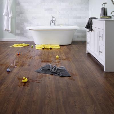Durable Laminate Wood Flooring water resistant laminate ZFAYMFA