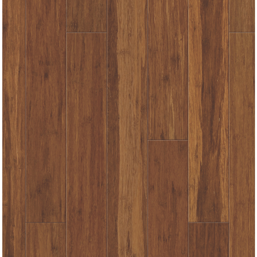 engineered bamboo flooring natural floors by usfloors 3.75-in spice bamboo engineered hardwood flooring  (22.69-sq NYKBDVE