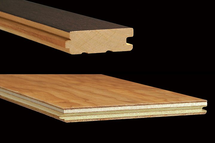 Engineered floor ... an existing space - for example, to match the height of an EBRAWBG