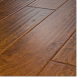 engineered hardwood floor jasper engineered hardwood - handscraped maple old west collection WYPTHHN