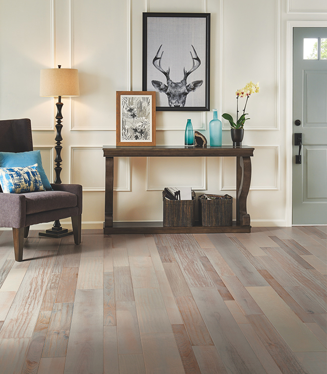 Engineered wood floor: settling the qualms on wood flooring