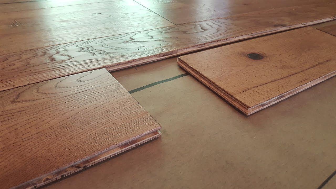 engineered wood floors how to install engineered hardwood flooring LCACLWD