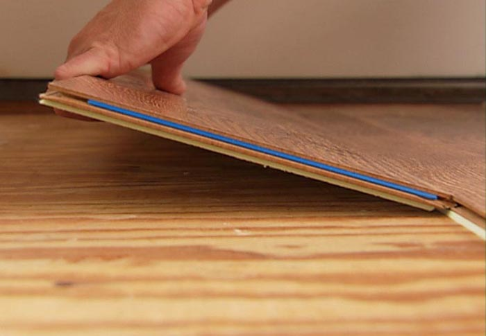 Floating laminate floor – useful tips