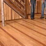 Floating wood floor for a better interior