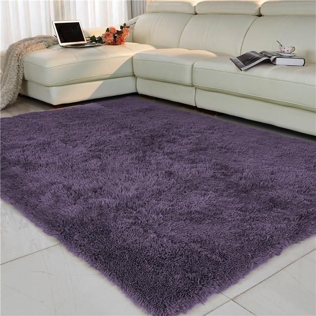 floor carpet free shipping anti-slip 80x120cm thick large floor carpets for living room  modern GAUYIFF