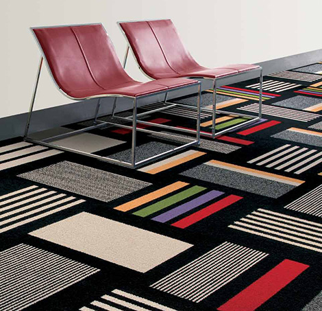The advantages and disadvantages of using floor carpet tiles