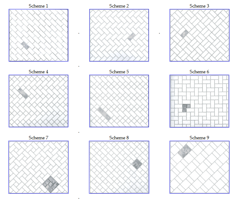 floor installation patterns tile installation pattern ideas from the floors up UVCSPNT