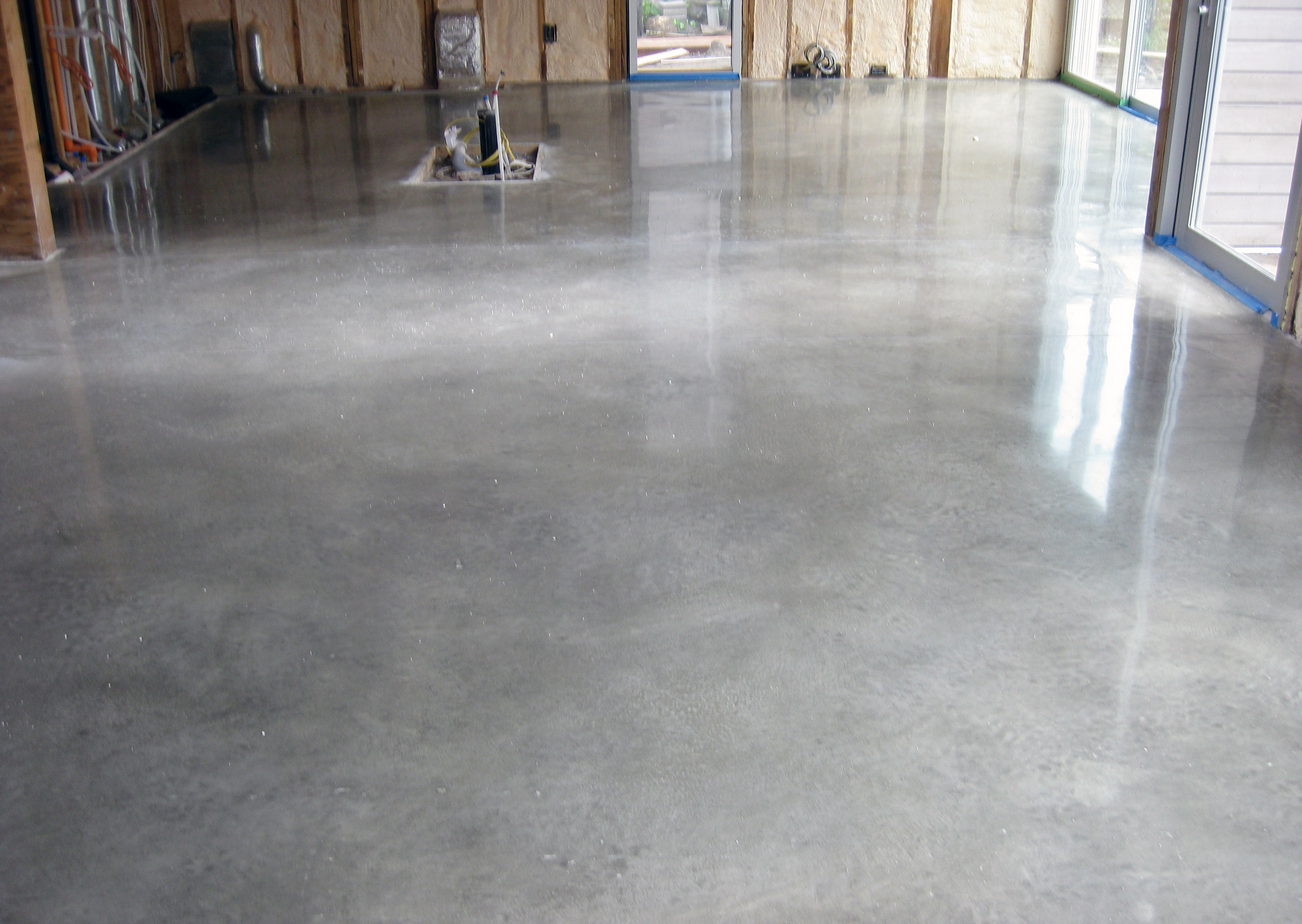 flooring concrete concrete floors flooring how to and benefits the carpet grippers on concrete UWNPJBF