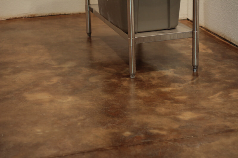 flooring concrete how to acid stain concrete floor MQGIWVS