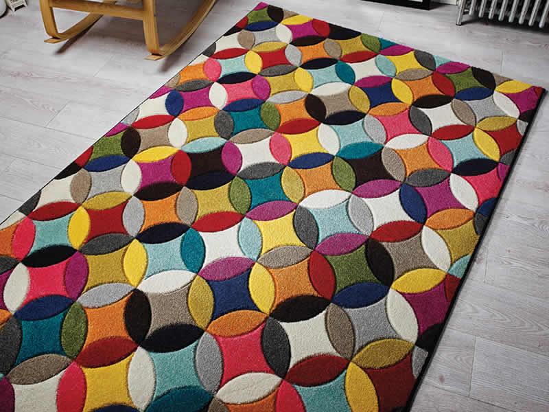 Funky rugs spectrum mambo multi SBFWVHG