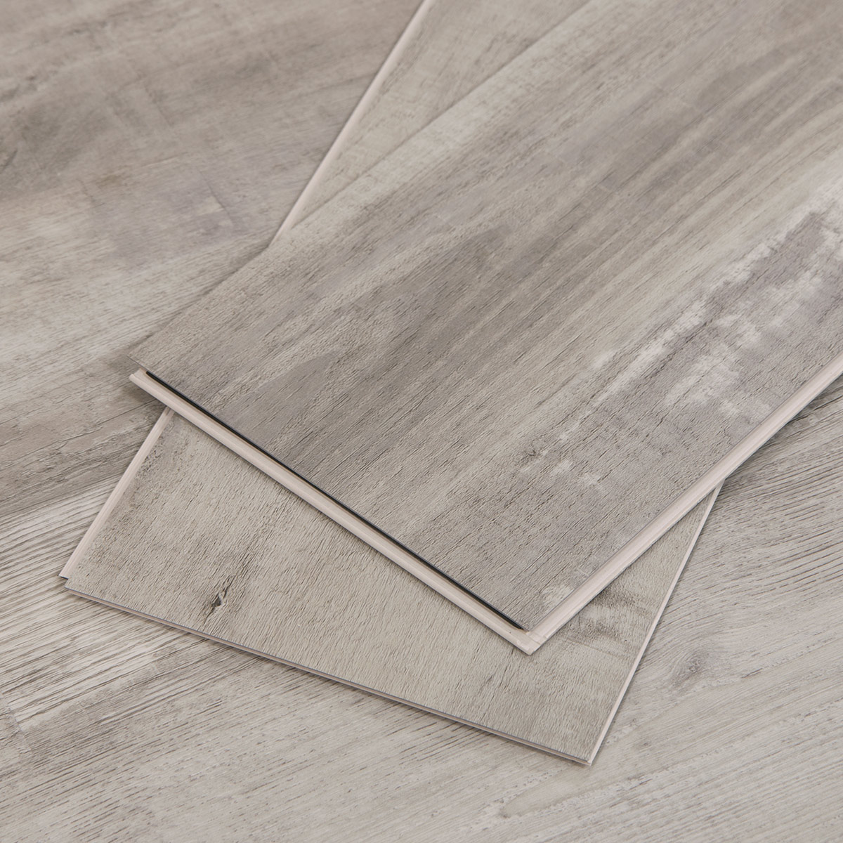 gray ash wood look vinyl flooring - cali bamboo PRSQHZE